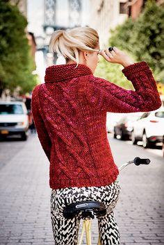 Ravelry: Gowanus pattern by Sandi Prosser