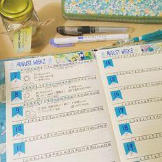 バレットジャーナルの活用術&手帳イラストの見本帳 - LOCARI(ロカリ)