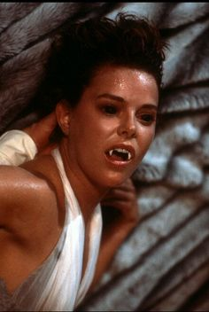 "Amanda Bearse in the 1985 Horror Classic ""Fright Night"" .. looking sexy! #Horror #FrightNight"