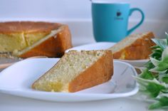 Mrs NgSK's Traditional Butter Cake 传统牛油蛋糕 Best Butter, Biscuit Cake, Cake Servings, Round Cakes, Cake Tins, Love Cake, 4 Ingredients, Food For Thought, Cake Recipes