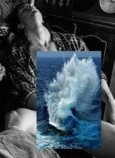 Naro Pinosa: Provocador con sus collage eróticos