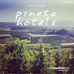 Made with @instaweatherpro Free App! #instaweather #instaweatherpro #weather #wx #coredo #italia #day #autumn #it #pinetahotels