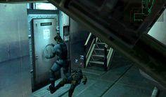 Metal Gear Solid 2: Sons of Liberty screenshot