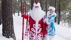 Фото Деда Мороза и Снегурочки http://classpic.ru/blog/foto-deda-moroza-i-snegurochki.html   Дед Мороз и Снегурочка – главные герои на празднике Нового года. Старик в цветной шубке с длинной белой бородой, с...
