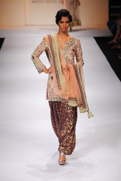 Payal Singhal - Lakme Fashion Week Winter/Festive 2011 Show & Collection Review