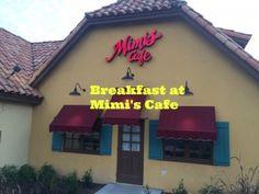Review of Mimi's Cafe Near Disneyland Resort