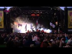 The Killers Live at T in the Park 2013 (Full Set) + Brandon Flowers Interview - YouTube