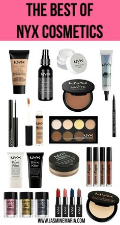 Last month I did a post where I shared the best of maybelline products. Those products were my holy grails. This time I wanted to share with you another drugstore which is NYX Cosmetics. In this post you'll find the best NYX Cosmetics products. These products I have used them so many times and repurchased …