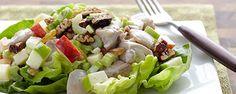 Tossed Turkey Waldorf Salad