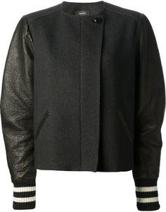 Isabel Marant 'Zenith' bomber jacket on shopstyle.com