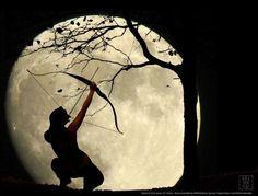 Hunter's Moon tonight