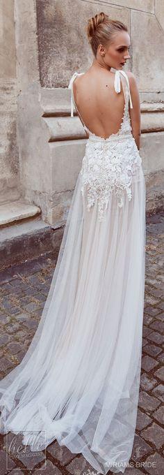 Wedding Dress by Miriams Bride 2018 Collection