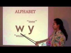Chinese Alphabet - YouTube