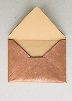 A N V E — copper envelopes