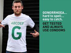 Image result for gonorrhoea poster