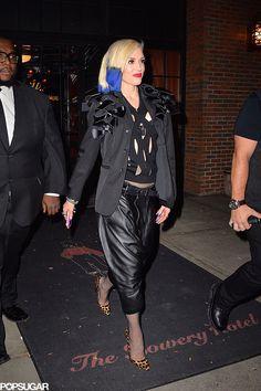 Celebrity Gossip, Entertainment News & Celebrity News   Gwen Stefani Is All Smiles After Debuting Her Breakup Song   POPSUGAR Celebrity