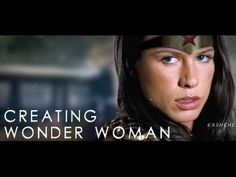 Superman: Doomsday - BTS Vol 3 - Creating Wonder Woman - YouTube