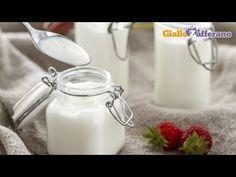 Come preparare lo yogurt fatto in casa, la ricetta di Giallozafferano