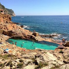 Dreaming of Begur, Spain...