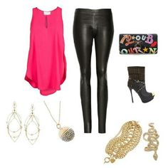 Going out with the girls outfit