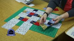 Quilting Quickly: Fence Lines - A Quilt with a Western Feel