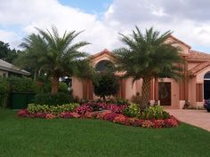 images of florida landscape designs | Florida Tropical Landscaping Ideas Front | Landscaping - ... | Home L ...
