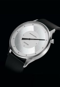 QLOCKONE – The Single Hand watch reinvented