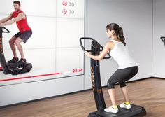 Cybertraining bei McFit | Sports Insider Magazin