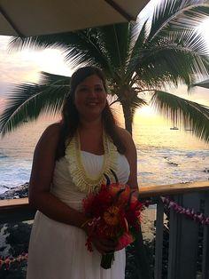 Kona Beaches, Kona Coast, Beach Weddings, Hawaii Wedding, Big Island, Hawaiian, Elegant, Simple, Weddings At The Beach