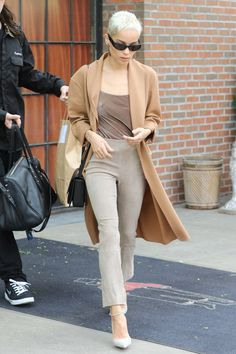 """celebsofcolor: """"Zoe Kravitz out in NYC """""""