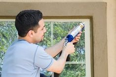 Fix Air Leaks Around Windows Stopping Door Air Leaks...   How to Seal Out Drafts and Seal in Comfort    Read more: http://www.houselogic.com/home-advice/maintenance-repair/seal-air-leaks-around-windows-and-doors/#ixzz2HQAajQWw