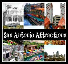 Check out our list of Local Attractions near The Marriott Plaza San Antonio. http://www.marriott.com/satpl