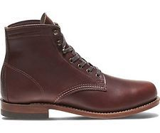 Wolverine Mens 1000 Mile Boot, Rust, 12