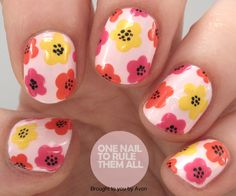 Tutorial Tuesday: Mod Flowers for Avon