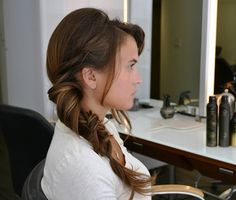 Try a Lobster Tail - 26 Ways To Spice Up Your Boring Ponytail - Photos