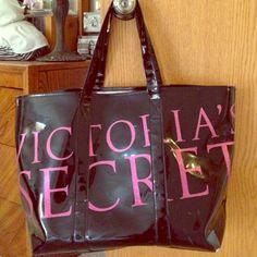 "Selling this ""Victoria's Secret large bag"" in my Poshmark closet! My username is: fizzmeistro. #shopmycloset #poshmark #fashion #shopping #style #forsale #Victoria's Secret #Handbags"