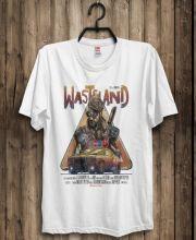 Mad Max Fury Road t shirt white protagonist Max t shirts for men -