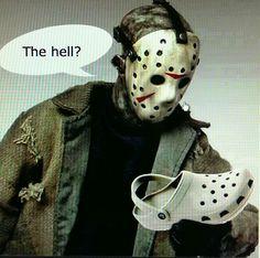Ppl who wear Crocs should go to fashion hell