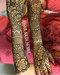 Arabic Bridal Mehndi Designs, Engagement Mehndi Designs, Wedding Henna Designs, Khafif Mehndi Design, Latest Henna Designs, Henna Art Designs, Indian Mehndi Designs, Mehndi Designs For Fingers, Mehndi Design Photos