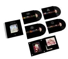 Led Zeppelin: The Song Remains The Same (Limited-Edition) (Box-Set) LPs) – jpc Led Zeppelin Vinyl, Shops, Box, Porto, Tents, Snare Drum, Retail, Boxes