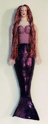 Mermaid-in-Bustier
