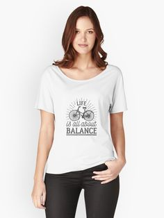 Life is all about balance