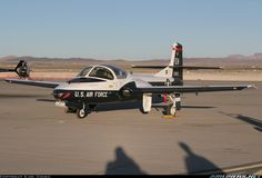 Cessna T-37B Tweety Bird (318B) aircraft picture