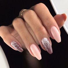 Coffin Nails Most Popular Nail Shape #longnails #coffinnails #ombrenails #naturalnails ❤️ Choosing between nails shapes may be difficult unless you know everything about almond, coffin, squoval, short, and round shapes. We are sure we do know! ❤️ See more: https://naildesignsjournal.com/popular-nail-shapes-guide/ #naildesignsjournal #nails #nailart #naildesigns #nailshapes #nailstyles #beautifulnails