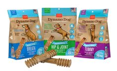 Dynamo Dog Functional Dental Bones Animal Nutrition, Pet Nutrition, Chicken Treats, Free Dental, Pet Life, Grain Free, Health, Bones, Dog
