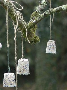 Edible Handmade Bird Decorations/Food