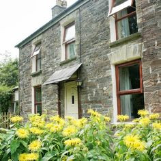 Ffynnon Organics Cottage, Pembrokeshire. A traditionally renovated cottage on a working organic farm beneath the enchanting Preseli Hills http://www.organicholidays.co.uk/at/1466.htm