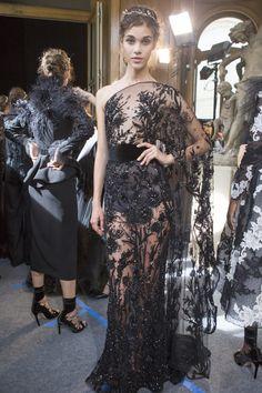 Zuhair Murad Fall 2017 Haute Couture – In Fashion Daily