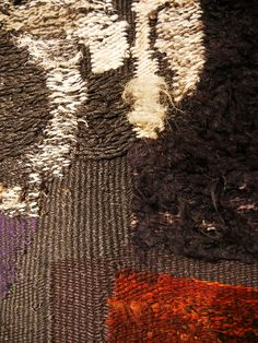 Lausanne, Weaving Textiles, Tapestry Weaving, Sisal, Gouache, Magdalena Abakanowicz, Materials And Structures, Unusual Words, Weaving Process