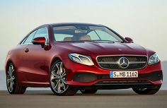 2018 Mercedes E Class Coupe Revealed